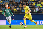 José Ángel Valdés Díaz of Villarreal CF in action during their Copa del Rey 2016-17 match between Villarreal CF and CD Toledo at the Estadio El Madrigal on 20 December 2016 in Villarreal, Spain. Photo by Maria Jose Segovia Carmona / Power Sport Images