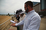 HOT SPRINGS, AR - APRIL 14: Scenery before the Arkansas Derby at Oaklawn Park on April 14, 2018 in Hot Springs, Arkansas. (Photo by Justin Manning/Eclipse Sportswire/Getty Images)