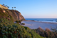 The Salt Creek Beach Orange County California