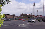 23/06/2000 Blackpool FC Bloomfield Road Ground..Kop/Mecca from Lonsdale Rd car park.....© Phill Heywood.