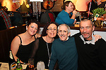 Pamela Wall, Maria McDonnell, Peter McDonnell and Sean Wall at Tango's 6th Anniversary Party.<br /> Picture: Shane Maguire / www.newsfile.ie