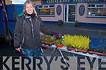 Pictured at the Fair Day in Athea on Saturday was Karen Brodrick from Rathoran, who had  a stall selling flowers and shrubs.