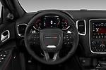 Car pictures of steering wheel view of a 2018 Dodge Durango R/T 5 Door SUV