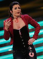 Maria Bolignano  nella nuova edizione del programma rai &quot; Made in Sud&quot;<br /> 11 marzo 2014