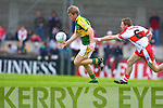 Donnacha Walsh, Kerry v Derry, Allianz National Football League, Division 1 Final,  Parnell Park, Dublin. 27th April 2008.   Copyright Kerry's Eye 2008