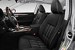 Front seat view of 2017 Lexus ES 350 4 Door Sedan 2WD Front Seat  car photos
