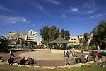 Israel, Southern Coastal Plain. City Park (Gan Hamoshava) in Rishon Letzion
