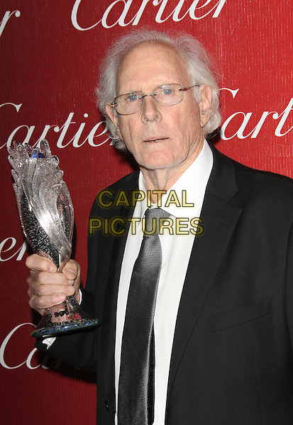 PALM SPRINGS, CA - JANUARY 4: Bruce Dern backstage at the 25th Annual Palm Springs International Film Festival Film Awards Gala on January 4, 2014 at Palm Springs Convention Center, California. <br /> CAP/MPI/RTNUPA<br /> &copy;RTNUPA/MPI/Capital Pictures