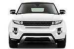 Straight front view of a 2011 Land Rover Range Rover Evoque SUV