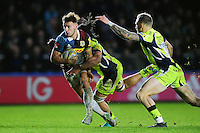 Harlequins v Sale Sharks : 07.01.17