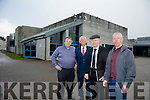 TD Michael Healy-Rae visited Tralee Regional Sports & Leisure Complex on Saturday Pictured here with Liam Bohan,  General Manager, Cllr Sam Locke and Jackie Locke.