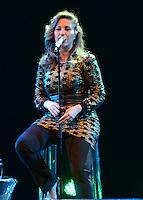 SÃO PAULO,04.06.2016 - SHOW MARIA RITA - Show da cantora Maria Rita no Teatro Bradesco, no Bourbon Shopping, na zona oeste de São Paulo. (Foto: Eduardo Martins / Brazil Photo Press)