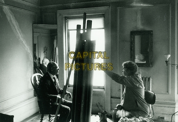 ALICE NEEL.in Alice Neel.*Filmstill - Editorial Use Only*.CAP/PLF.Supplied by Capital Pictures.