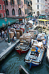 Commerce in Venice, Italy