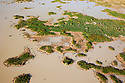 Australia, Queensland; Simpson Desert flooded in 2011