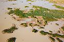 Australia, Queensland; Simpson Desert flooded in 2011