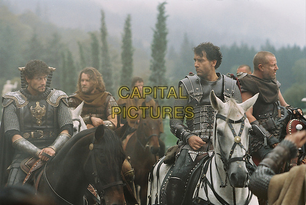 King Arthur (2004)<br /> Ioan Gruffudd, Clive Owen <br /> *Filmstill - Editorial Use Only*<br /> CAP/KFS<br /> Image supplied by Capital Pictures