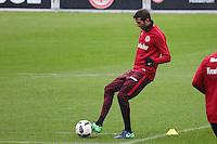 09.11.2016: Eintracht Frankfurt Training