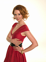 Sex and the City (2008) <br /> Promo shot of Cynthia Nixon<br /> *Filmstill - Editorial Use Only*<br /> CAP/MFS<br /> Image supplied by Capital Pictures
