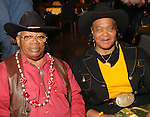 Cary and Thelma Beason at the 17th Annual Black Heritage Western Gala at the Reliant Center Saturday Jan. 30,2010.(Dave Rossman Photo)