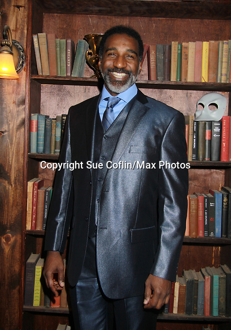"All My Children Norm Lewis stars as ""Porgy"" in The Gershwins' Porgy and Bess on Opening Night - January 12, 1212 at the Richard Rogers Theatre, New York City, New York.  (Photo by Sue Coflin/Max Photos)"
