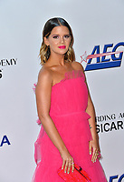LOS ANGELES, CA. February 08, 2019: Maren Morris at the 2019 MusiCares Person of the Year Gala honoring Dolly Parton at the Los Angeles Convention Centre.<br /> Picture: Paul Smith/Featureflash