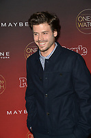 Francois Arnaud at the 2017 People's &quot;Ones To Watch&quot; event at NeueHouse Hollywood, Los Angeles, USA 04 Oct. 2017<br /> Picture: Paul Smith/Featureflash/SilverHub 0208 004 5359 sales@silverhubmedia.com