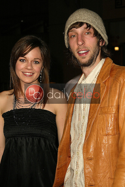 Rachel Boston and Joel Moore