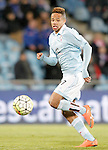 Celta de Vigo's Theo Bongoda during La Liga match. February 27,2016. (ALTERPHOTOS/Acero)