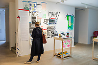 Kathrin Böhm, KEEP IT SOCIAL _ MAKE IT POLITICAL. Open House (CCA graduate project, Show 2017) at Delphina Foundation
