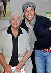 Pam St Clement and joe swash  ZSL Whipsnade Zoo 04/04/2012 Picture By: Brian Jordan / Retna Pictures.. ..-..