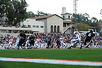 Occidental College football vs. Claremont-Mudd-Scripps, Homecoming weekend, November 6, 2010. (Photo by Marc Campos, Occidental College Photographer)