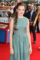 "Izzy Meikle-Small arriving for the premiere of ""Pudsey the Dog the movie"" at the Vue cinema, Leicester Square, London. 13/07/2014 Picture by: Steve Vas / Featureflash"