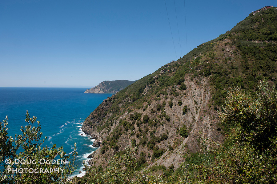 Views along the trail, Cinque Terre, Italy