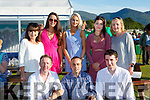 Looking for winners  were front row l-r: Tom McCarthy, John Begley, Daniel McCarthy. Back row: Marie McCarthy, Louise Joyce, Sharon McEllistrim, Shannon Seier and Breda McCarthy at the Killarney Races on Monday evening