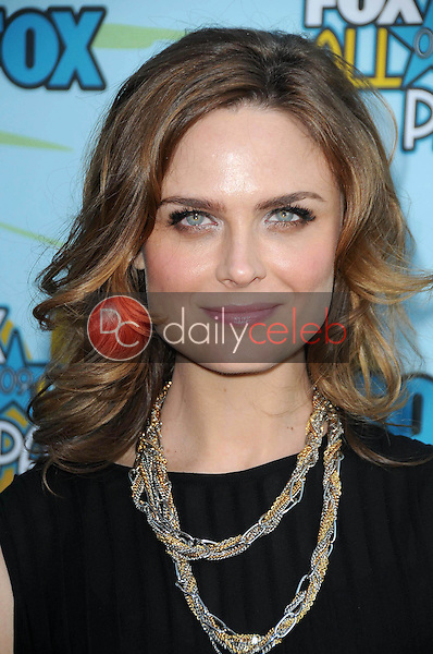 Emily Deschanel<br />