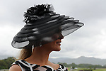 Pictured at the Dawn Dairies Queen of Fashion Ladies Day at Killarney Races was Lisa Fitzpatrick, who was judge on the day.<br /> Picture by Don MacMonagle<br /> <br /> Pr photo from Dawn Daires