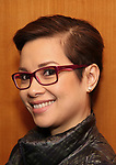 Lea Salonga attends the Theatre Forward Broadway Roundtable on February 2, 2018  at UBS in New York City.