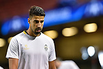 Sami Khedira of Juventus during the training session ahead the UEFA Champions League Final between Real Madrid and Juventus at the National Stadium of Wales, Cardiff, Wales on 2 June 2017. Photo by Giuseppe Maffia.<br /> Giuseppe Maffia/UK Sports Pics Ltd/Alterphotos