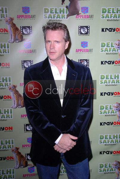 "Cary Elwes<br /> at the ""Delhi Safari"" North American Premiere, Pacific Theaters, Los Angeles, CA 12-03-12<br /> David Edwards/DailyCeleb.com 818-249-4998"