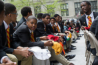 Catalyst Chicago - Urban Prep College Announcements - May 13, 2014