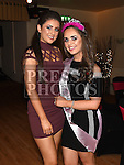 Shayleigh Maguire celebrating her 18th birthday in The Glenside hotel with Rhea Hynes who also celebrates her birthday on the same day. Photo:Colin Bell/pressphotos.ie