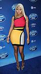 Nicki Minaj at American Idol Premiere Event at Royce Hall, UCLA. Los Angeles, CA. January 9, 2013.