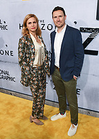 "09 May 2019 - Beverly Hills, California - Marina Van Zeller, Darren Foster. National Geographic Screening of ""The Hot Zone"" held at Samuel Goldwyn Theater. Photo Credit: Billy Bennight/AdMedia"