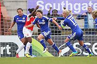 Arsenal Ladies vs Chelsea Ladies 21-04-16