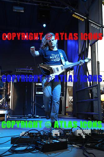 TESLA, LIVE, MONSTERS OF ROCK, 2013, NEIL ZLOZOWER