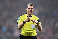Fussball  1. Bundesliga  Saison 2016/2017  16. Spieltag  FC Bayern Muenchen - RB Leipzig        21.12.2016 Schiedsrichter Felix Zwayer