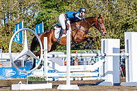 Abbey Thompson rides Rockin It during the Vet Associates Express Eventing. 2019 Equitana Auckland. ASB Showgrounds. Auckland. New Zealand. Thursday 21 November. Copyright Photo: Libby Law Photography