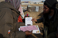 Follow-up with people with specific medical needs at Qalin Bafan Returnee Site, North Afghanistan