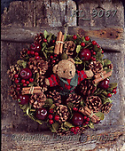 Interlitho-Alberto, CHRISTMAS SYMBOLS, WEIHNACHTEN SYMBOLE, NAVIDAD SÍMBOLOS, photos+++++,wreath, teddy,KL9067,#xx#